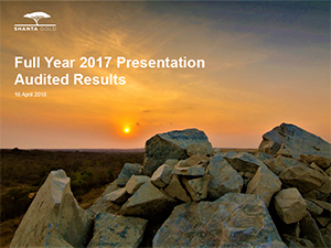 Full Year 2017 Presentation
